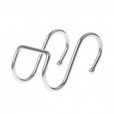 Крючок для трубы двойной S-образный