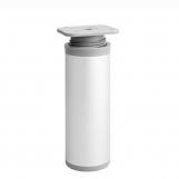 Опора круглая регулируемая (алюминиевая) D38-H60