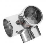 Соединитель для труб 2L-образный