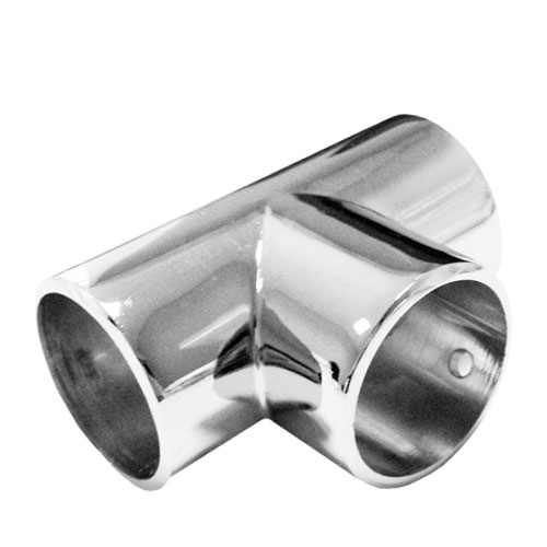 Соединитель для труб T-образный