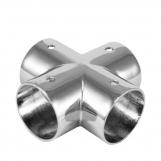 Соединитель для труб X-образный